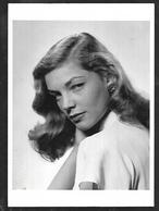 Cpm St004423 Lauren Bacall 1944 De Philippe Halsam - Acteurs