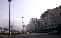1980 VW VOLKSWAGEN BRASILIA RIO DE JANEIRO BRASIL BRAZIL AMATEUR 35mm DIAPOSITIVE SLIDE Not PHOTO No FOTO B3296 - Diapositives