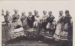 SRB782  --  COSTUME NATIONAL SERBE  ~  PAYSANNES DE SREM  ~  EDITION LIBRAIRIE FRANCAISE SOUB, RUE PRINCE MICHEL, BELGRA - Serbia