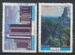 °°° GUATEMALA - Y&T N°849/51 PA - 1995 °°° - Guatemala