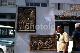 1980 STREET SCENE RIO DE JANEIRO BRASIL BRAZIL AMATEUR 35mm DIAPOSITIVE SLIDE Not PHOTO No FOTO B3298 - Diapositives