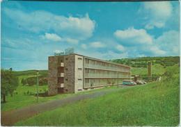 "Hotel ,,Cseppko"" AGGELEK - Hungary Postcard Via Yugoslavia - Hongrie"