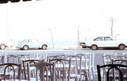 1980 VW VOLKSWAGEN BEETLE  RIO DE JANEIRO BRASIL BRAZIL AMATEUR 35mm DIAPOSITIVE SLIDE Not PHOTO No FOTO B3303 - Diapositives