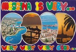 MESSINA IS VERY... VERY VERY VERY GOOD - Messina