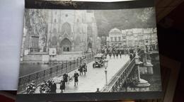 """Photo """"Séha"""" Originale Prise Lors Des Funérailles De Jean-Baptiste CULOT, Dinant. Avril 1918 - Célébrités"""
