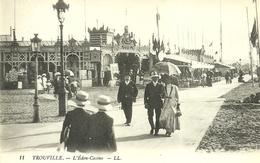 TROUVILLE  -- L'Eden-Casino                                             -- LL 11 - Trouville