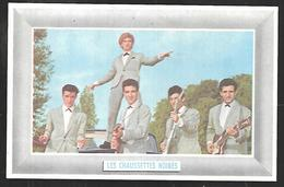 Cpm St004425 Les Chaussettes Noires - Musique Et Musiciens