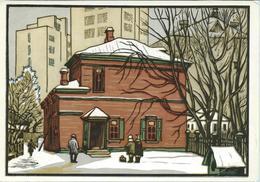 Russia - Street Leo Tolstoy 21 - Russie