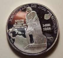 Cuba 10 Pesos 1992 Silver Proof - Cuba