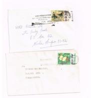 Lot De 4 Lettres. - Malaysia (1964-...)