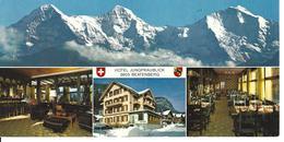 BERNE BEATENBERG HOTEL JUNGFRAUBLICK  - GRAND FORMAT - 10,0 X 20,8 Cm - NEUVE N'a Pas Voyagé - BE Berne