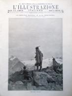 L'illustrazione Italiana 29 Agosto 1915 WW1 Isonzo Valfurva Garroni Sottomarini - Unclassified