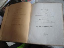 Lithographies De Kaeppelin (12) Du Keepsake Musical De A. De Beauplan; Dessins De Deveria, Alophe, Lange Vers 1835 - Lithographies