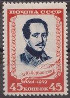 Russia 1939 Mi 728 MNH OG ** - 1923-1991 USSR