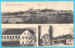 MALA NEDELJA Near Ljutomer ( Slovenia ) * Not Travelled * Zalozil Fr. Senčar - Slovenia