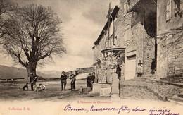 L'Ormeau De Chalencon  07   Tres Animée - France