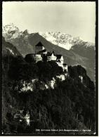 Vaduz  -  Schloss  -  Rappenstein  -  Ansichtskarte Ca.1959    (9580) - Liechtenstein