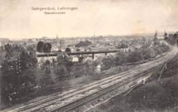 57 - SAARGEMÜND - Lothringen - Gesamtansicht - Sarreguemines