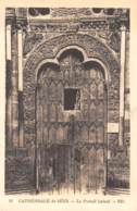61 - Cathédrale De SEES - Le Portail Latéral - Sees