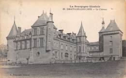 71 - DRACY-LES-COUCHES - Le Château - Andere Gemeenten