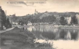 ESNEUX - L'Ourthe Et L'avenue Des Trois Couronnes - Esneux