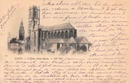 GAND - L'Eglise Saint-Bavon - Gent