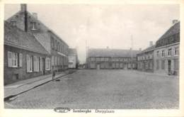 ISENBERGHE - Dorpplaats - Alveringem