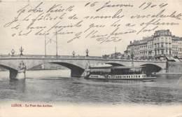 LIEGE - Le Pont Des Arches - Liege