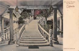 OSTENDE - Le Grand Escalier Du Kursaal - Oostende