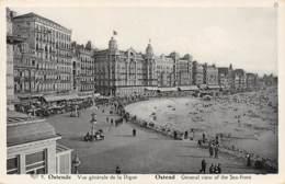 OSTENDE - Vue Générale De La Digue - Oostende