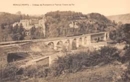 REMOUCHAMPS - Château De Montjardin Et Pont Du Chemin De Fer - Aywaille