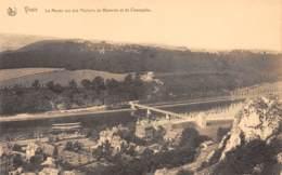 YVOIR - La Meuse Vue Des Rochers De Waremme Et De Champalle - Yvoir