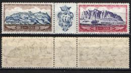 SAN MARINO - 1958 - VEDUTE DEL MONTE TITANO - MNH - Posta Aerea