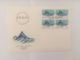 Busta Primo Giorno FDC Svizzera 1966 - FDC