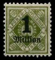 WÜRTTEMBERG DIENST Nr 179 Postfrisch X710F9E - Wuerttemberg