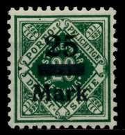 WÜRTTEMBERG DIENST Nr 163 Postfrisch X71108E - Wuerttemberg