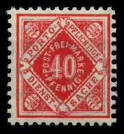 WÜRTTEMBERG DIENST Nr 153 Postfrisch X7135CE - Wuerttemberg