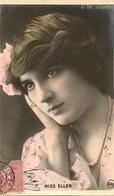 Miss ELLEN Artiste Théâtre Londres - Artistes