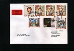 Bosnia And Herzegowina 1993 Interesting Cover - Bosnie-Herzegovine