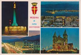 MESSINA - VEDUTINE NOTTURNE - Messina