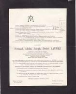 KESSEL-LO KESSEL-LOO Fernand RANWEZ Professeur Université De Louvain Morialmé 1866 - Kessel-Loo 1925 - Décès