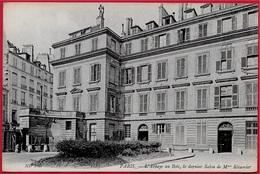 CPA 75007 PARIS - L' ABBAYE Au BOIS, Le Dernier Salon De Mme Récamier ° ND Phot 1685 ** Histoire - District 07