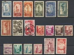 °°° LOT MAROC - 1923/1956 °°° - Marocco (1891-1956)