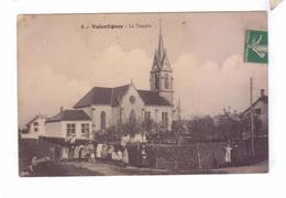 25 VALENTIGNEY Le Temple Groupe Enfants - Valentigney