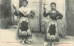 "CPA FRANCE 66 ""Danseuses Catalanes"" - France"