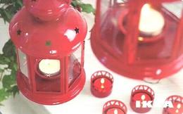 IKEA * FURNITURE STORE * SWEDEN * SWEDISH * CANDLE * Ikea 2009 16 Ch C * Switzerland - Cartes Cadeaux