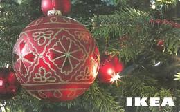 CHRISTMAS TREE * XMAS * STORE * SWEDEN * SWEDISH * Ikea 2009 17 Ch C * Switzerland - Gift Cards