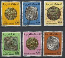 °°° MAROC - Y&T N°746/49/56/57 - 1976 °°° - Maroc (1956-...)