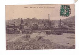 12 CRANSAC Mines De Campagnac - France