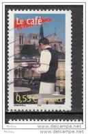 France, Café, Coffee, Notre-dame De Paris, Cathédrale, église, Church, Serveur, Waiter, Porcelaine, Alimentation - Ernährung